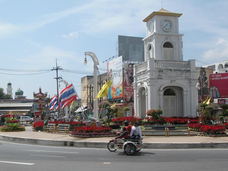 U_Phuket_Kreisverkehr