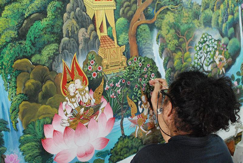 7ART_Künstler_Thai