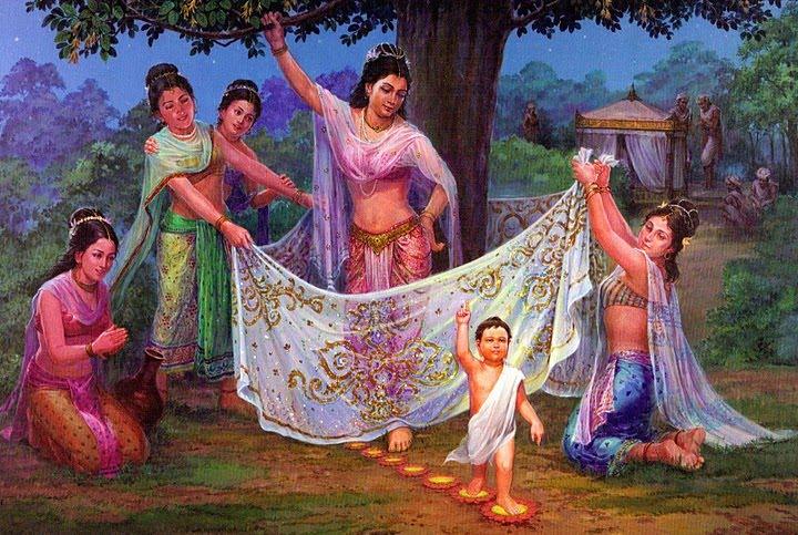 Buddha-Geburtstag